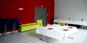 Salle privative
